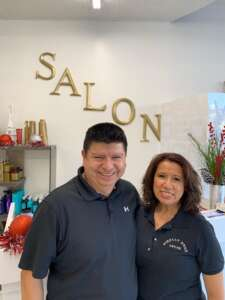 Finally Here Salon-owners